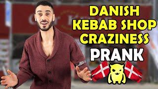 Danish Kebab Shop Craziness (Prank Gone Wrong) - Ownage Pranks