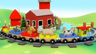 Old MacDonald Had a Farm   Animal Sounds Song