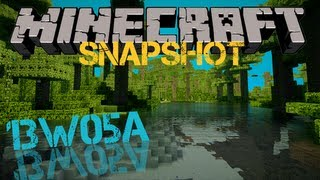 13w05a : Minecraft Snapshot Review