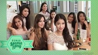 Raffi Ahmad, Nia Ramadhani, Irfan Hakim Ngocok Arisan Bareng - Rumah Mama Amy (28/10)