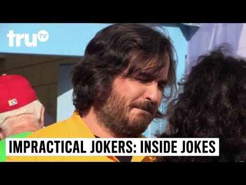 Xxx Mp4 Impractical Jokers Inside Jokes Sexy Recognizes Sexy Player TruTV 3gp Sex