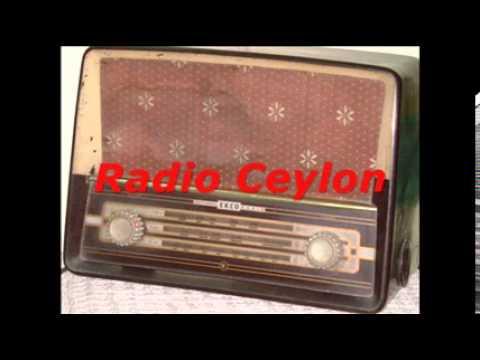 Rang Tarang - Radio Ceylon 18-10-2012 Morning - Part-2