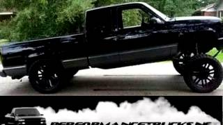 Performane Trucks -PT TROLLS- By: Amiri King
