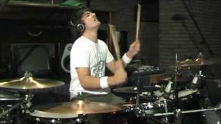 Cobus - Kelly Clarkson - My Life Would Suck Without You (Drum Cover)