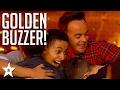 Download Video Download All Ant & Dec GOLDEN BUZZER Auditions On Britain's Got Talent! | Got Talent Global 3GP MP4 FLV