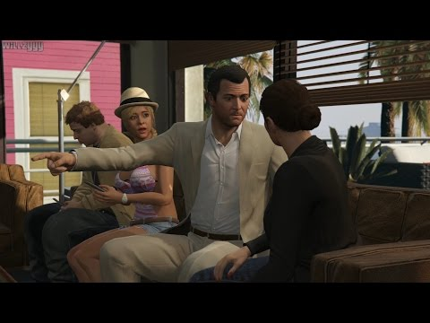 Xxx Mp4 GTA 5 PS4 Mission 59 Reuniting The Family Gold Medal 3gp Sex