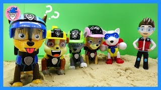 New Paw Patrol Toys  Racers Set Marshall Chase Skye Zuma Racer. Toys cartoon in real life
