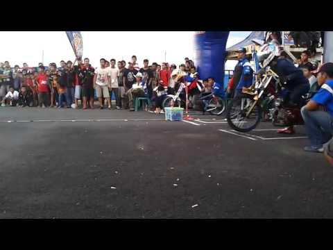 Drag Bike Ex Bandara Selaparang Mataram Lombok Nusa Tenggara Barat
