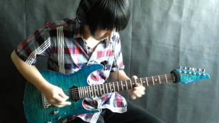 Yiruma「River Flows In You」Electric Guitar - by Vichede