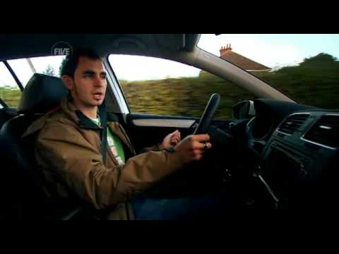 Fifth Gear VW Golf 6 VI Test Drive