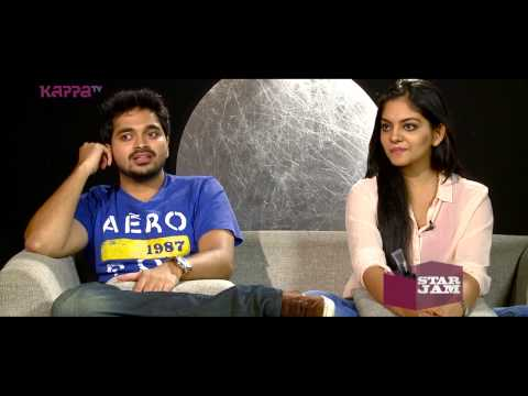 Star Jam - Ahaana Krishna & Farhaan Faasil - Part 1 - Kappa TV