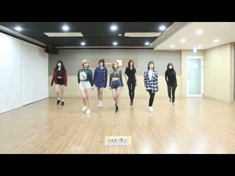 Download AOA - Excuse Me Dance Practice (Mirrored)