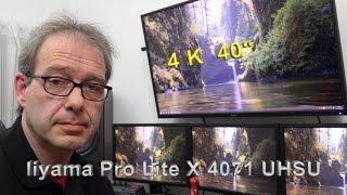 Iiyama Pro lite 4K 40