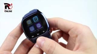 Vídeotutorial de configuración del reloj inteligente M26 de www.relojes-online.es
