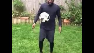 Watch Jay Jay Okocha #ShakuShakuForNaija