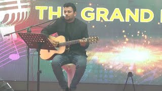 Ra Pura Payana Tharuka - Harshana Uvindu (Open Mic Season 2 winner) #DialogMusic