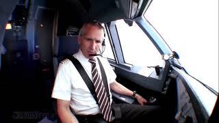 Swiss A340 | Landing In Shanghai | PilotsEye.TV