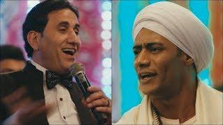 أغنية احنا الصعايدة - النسخة الكاملة - غناء أحمد شيبة - مسلسل نسر الصعيد - محمد رمضان