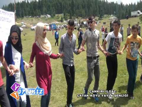 Yöremiz Töremiz Çankırı Ilgaz Çatak Köyü Yayla Şenliği 1.Bölüm