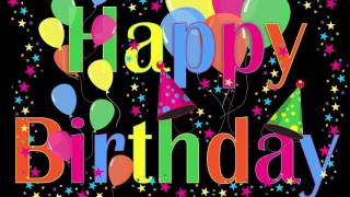 Happy Birthday To You Song Original Song English | Best Happy Birthday Song Video HD HappyBirthdayTV
