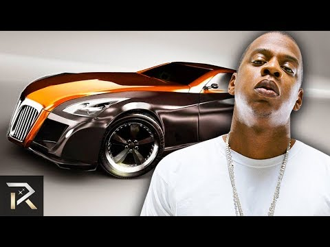 This Is How Jay Z Spends His Millions