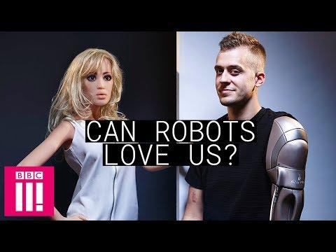 Xxx Mp4 Can Robots Love Us 3gp Sex