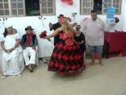 Festa de Pomba Gira Maria Padilha Yá Alana Ty Oya