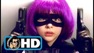 KICK-ASS (2010) Movie Clip - Hit Girl's Final Battle |FULL HD| Chloe Moretz