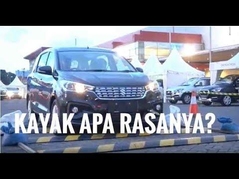 Begini Rasanya Test Drive Suzuki All-new Ertiga 2018   IIMS 2018