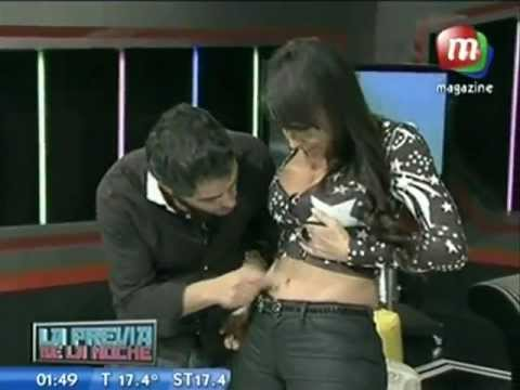 Streptease de Sandra Villarruel Maribel Fernandez y Gaby Ahualli