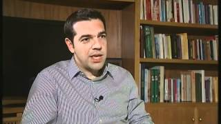 Meet Alexis Tsipras: the man who could take Greece out of the Euro