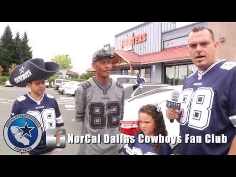 NorCal Dallas Cowboys Fan Club Teaser