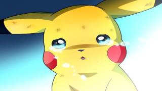 Sad Anime Music   Pokemon Tears After the Cloudy Weather
