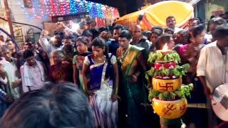 Hijras dance at Vemulawada Srirama navami festival