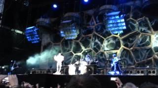 Rammstein live fortarock XL 2013 -