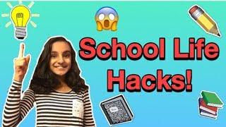 School Life Hacks! ✏️ 📖 | Zeenia