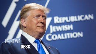 Were Trump's Comments on Jewish Disloyalty Anti-Semitic?