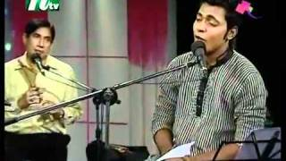 Nice Bangla Song-Amar Buker Modhey Khane By Nancy Arfin Rumi.(Shakil)