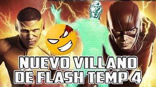 El NUEVO VILLANO de la 4 Temp. de FLASH | The Flash Season 4 | #CinexcesoFAQ #Mefe