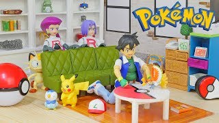 New Pokemon Toys - S.H.Figuarts and Get Collections Mini Figure - I Choose You