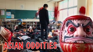 As The Gods Will: Yet Another Death Sport -- Asian Oddities