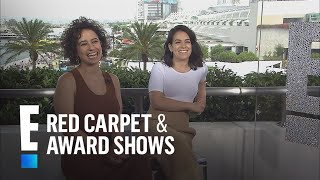 "Ilana Glazer & Abbi Jacobson Talk ""Broad City"" Romances | E! Live from the Red Carpet"