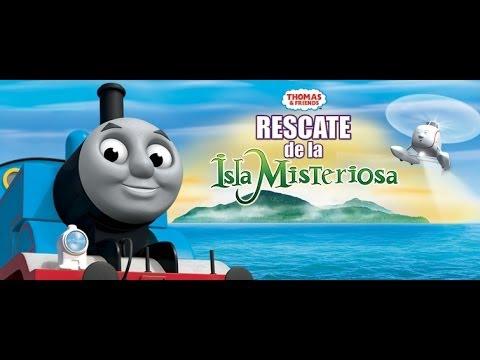 Rescate de la Isla Misteriosa Trailer Thomas & Friends Latinoamérica