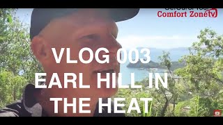 Comfort Zone Challenge - Earl Hill Climb - Kevin McNamara Get Out of Your Comfort ZoneTV