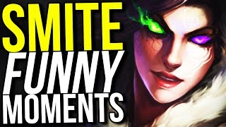 EASIEST PENTAKILL OF MY LIFE! - SMITE FUNNY MOMENTS