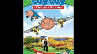Opening to Jay Jay the Jet Plane: Good Friends Forever 2003 DVD