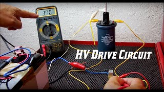 Ignition Coil Driver & Tester (555 based)