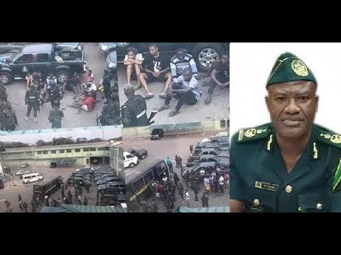 Xxx Mp4 Ghana Immigration To Deport 100 Nigerians 3gp Sex