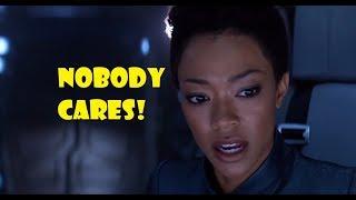 Star Trek: Discovery's Very Underwhelming Trailer