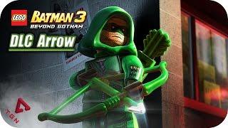 LEGO Batman 3 - DLC Arrow - Gameplay Español - HD 1080p